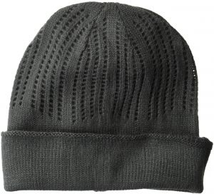 D Y Women s Open Knitted Cable Lightweight Beanie 270bde3b6