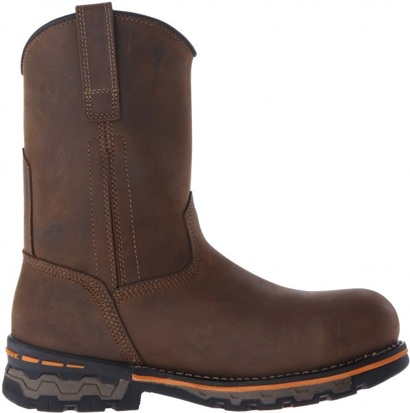 57e3dc7d00be Timberland PRO Men s AG Boss Alloy Safety Toe Pull-On Boot