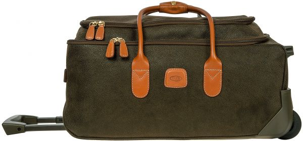 766de3e22102 Buy Bric s Life 21 inch Rolling Duffle Carry-on Luggage