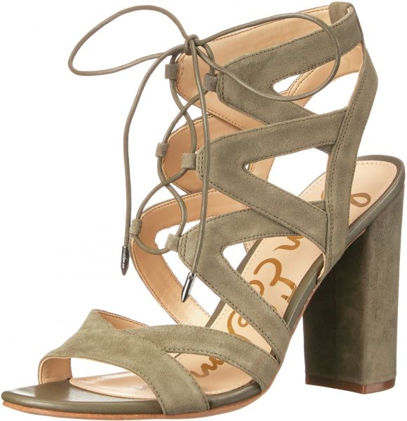 e40f35873b43 Sam Edelman Women s Yardley Heeled Sandal
