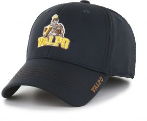 OTS NCAA Valparaiso Crusaders Adult Start Line Center Stretch Fit Hat c1616b7ee66c