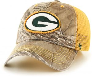 8ae39568e9f NFL Green Bay Packers Realtree Huntsman Closer Stretch Fit Hat