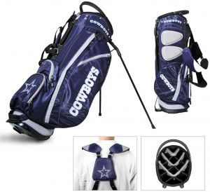21c9f6bedf NFL Dallas Cowboys Fairway Golf Stand Bag
