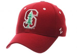 lowest price 5e731 66507 Zephyr NCAA Stanford Cardinal Men s ZH Stretch Fit Cap, Cardinal,  Medium Large