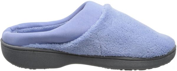 aa65ef3f9 Isotoner Women s Classic Microterry Hoodback Slippers