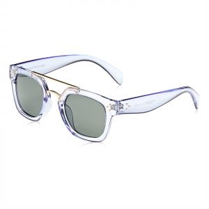 1209eaaa462 Prive Revaux The Foxx Women s Polarized Blue Transparent Sunglasses - 1597-  T292 43