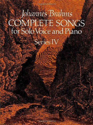 complete songs for solo voice and piano series ii