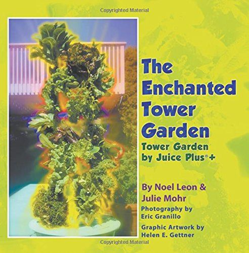 Souq | The Enchanted Tower Garden: Tower Garden by Juice Plus+(r) | UAE
