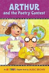 Arthur And The Poetry Contest An Chapter Book Series