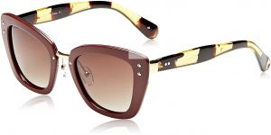 c3219a282bc Prive Revaux The Grace Women s Polarized Red BrownTortoise Sunglasses -  506S 164-P46