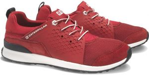 the best attitude 39301 51142 Caterpillar Red Fashion Sneakers For Men
