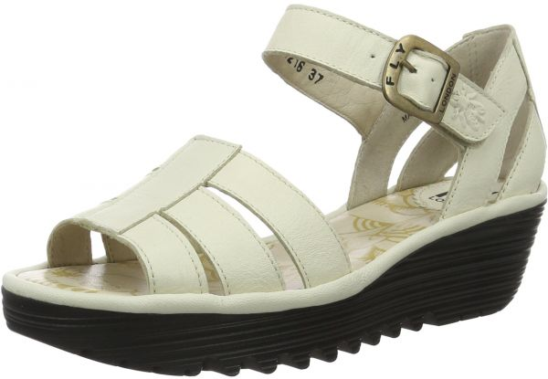 6fbba31ac09 FLY London Women s Rese730fly Flat Sandal