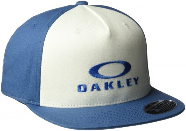 da3388cac ... discount oakley mens sliver 110 flexfit hat california blue one size  8ed32 90a9a