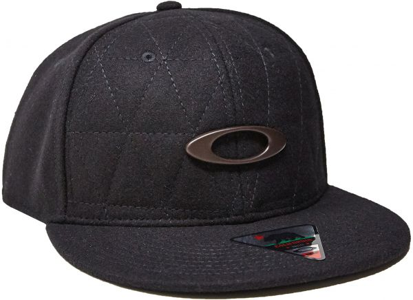 ... where can i buy oakley mens chips wool hat jet black one size f7e85  f67ea 8d147d18dd30