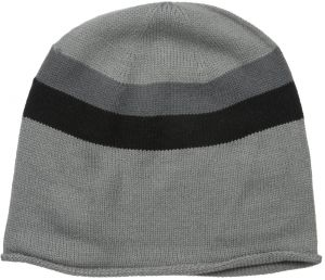 Sale on light grey knitted beanie hat 9680445  cae242cd882