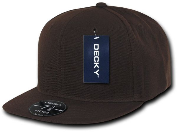 860d1faef5a DECKY Retro Fitted Cap