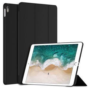 599760b64 JETech Case for Apple iPad Pro 10.5 Inch, Smart Cover Auto Wake/Sleep, Black