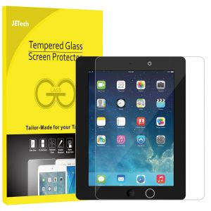 JETech Screen Protector for Apple iPad 2 3 4 (Oldest Models), Tempered Glass Film