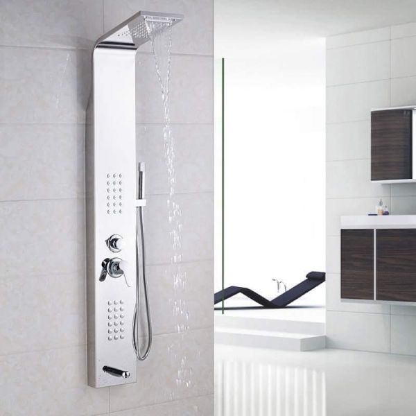 D.M.G Stainless Steel   Shower Panel Systems | Souq   Egypt