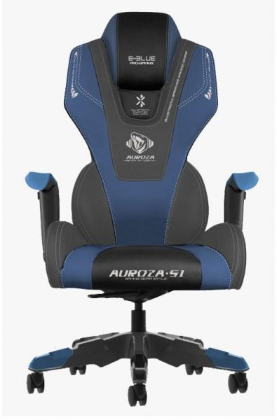 E Blue Gaming Chair With Built In Speakers Souq Uae