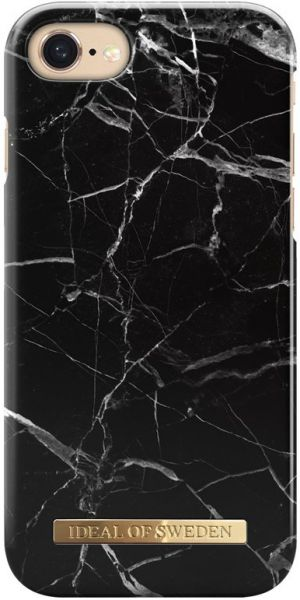 brand new 132f5 e8b2d Ideal Of Sweden Black Marble Fashion Case For Apple iPhone 6 & 6s & 7 & 8 -  Multi Color - IDFCA16-I7-21