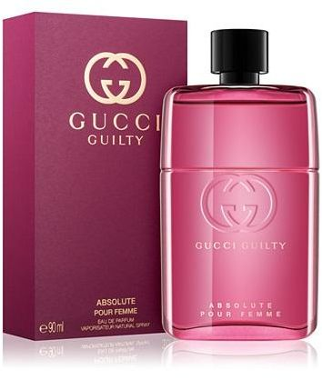 Gucci Guilty Absolute Pour Femme By Gucci For Women Eau De Parfum