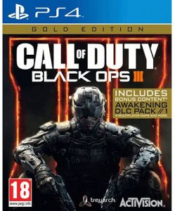 f973163efcf6 Call of Duty Black Ops III Gold Edition by Activision - PlayStation 4