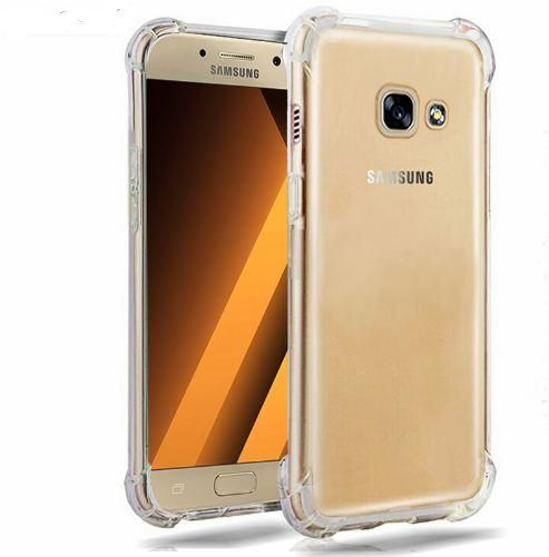 premium selection b99f8 cb935 Cover Samsung J5 Prime, Shockproof and strong protection from transparent  silicon falling
