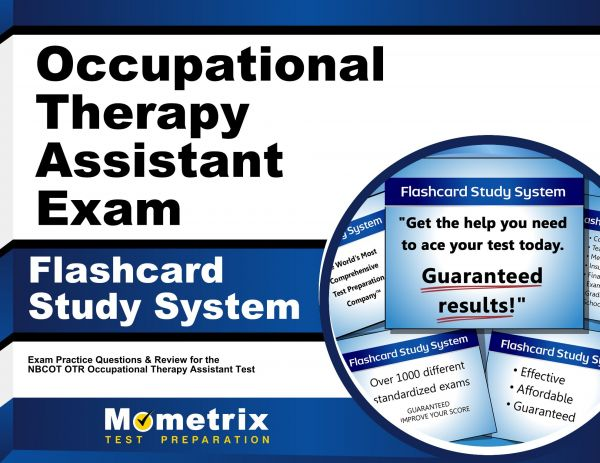 Souq | Occupational Therapy Assistant Exam Flashcard Study System ...