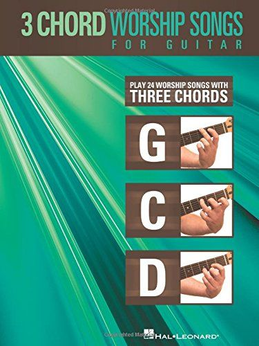 Souq | 3-Chord Worship Songs for Guitar: Play 24 Worship Songs with ...