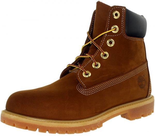 Timberland Brown Lace Up Boot For Women  38d91445e
