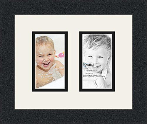 Arttoframes Alphabet Photography Picture Frame With 2 4x6 Openings