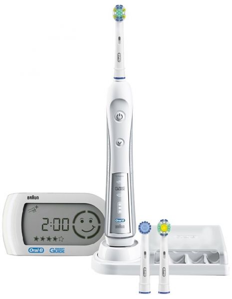 Braun Oral B Triumph 5000 Toothbrush D34.545.5X  039b4cd9869ee