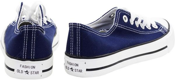 f199574bbd1 OLD STAR Blue Fashion Sneakers For Men
