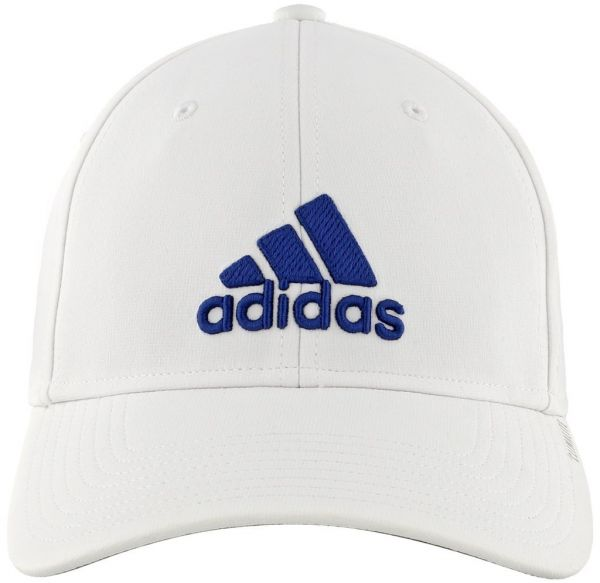 416d1d17e8a adidas Men s Gameday Stretch Fit Baseball Cap Large X-Large white ...