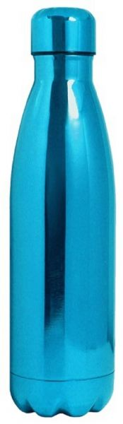 0ac39205b1 Wellness Insulated Electroplated Finish Double Wall Vacuum Sealed Stainless  Steel Water Bottle, 25 oz, Emerald