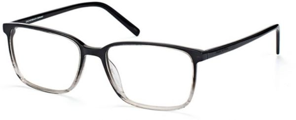 Marco Polo Glasses Frame , For Men ,Plastic ,Black ,1015393 | KSA | Souq