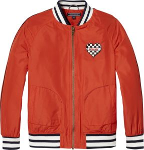 Bomber Womens Bomber Jacket Ppn322 Tommy Hilfiger Iconic Little