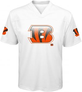 NFL Cincinnati Bengals Youth Boys Color Rush Fashion Top dbc04189c