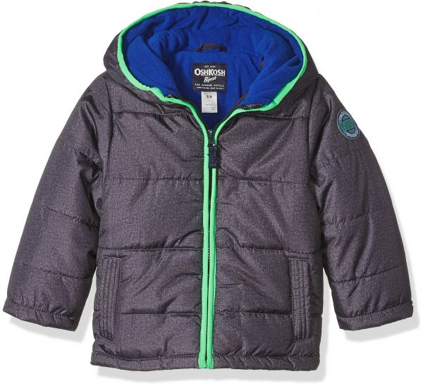 9185db1dd OshKosh B Gosh Osh Kosh Baby Boys Classic Heavyweight Colorblock ...