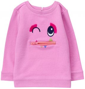 99d945adb4 Gymboree Toddler Girls  Character Pullover