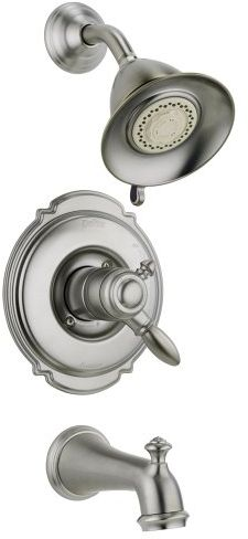 Delta Faucet Victorian Single Handle Tub And Shower 1755ss 716ss 1