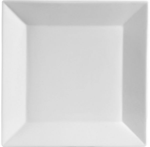 Souq | CAC China Square Plate 7-Inch White RE-SQ7 | UAE