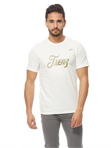 0e1fa61214 Trenz T-Shirt For Men - White