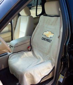 Tan 2007143 PantsSaver Custom Fit Car Mat 4PC