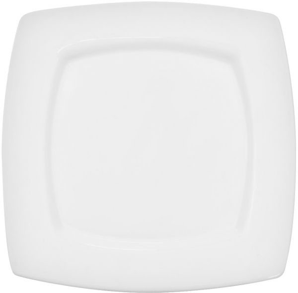 Souq | CAC China Square-in-Square Plate 6-Inch White RCN-S5Q | Kuwait