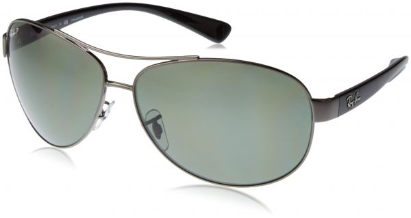 00a1aaa8083 Ray-Ban Rb3386 Polarized Aviator Sunglasses