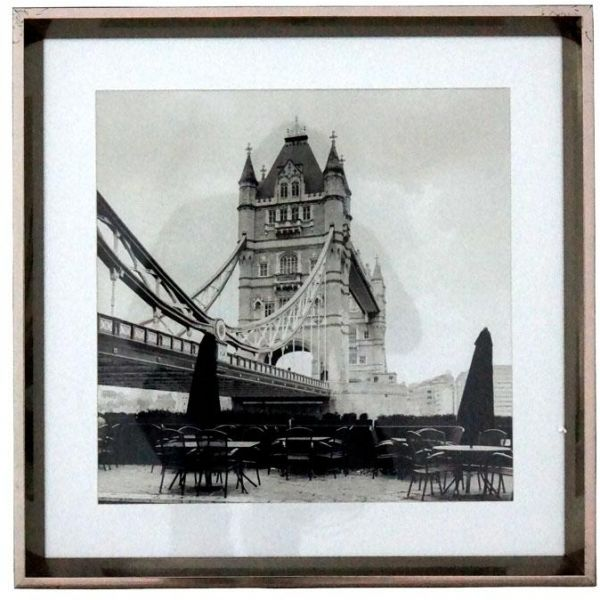 Aiwanto Canvas Print London Famous Scenery Picture Painting Wall Art ...
