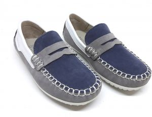 4ffec54d695 Ten Loafers Shoes for Boys - Grey