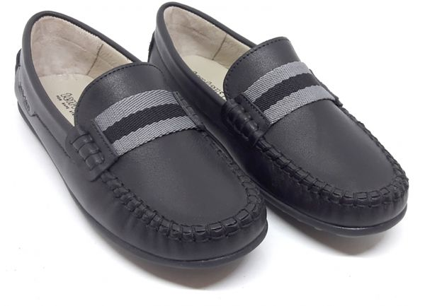 e6f9fa96745 Ten.Ten Loafers Shoes for Boys - Black